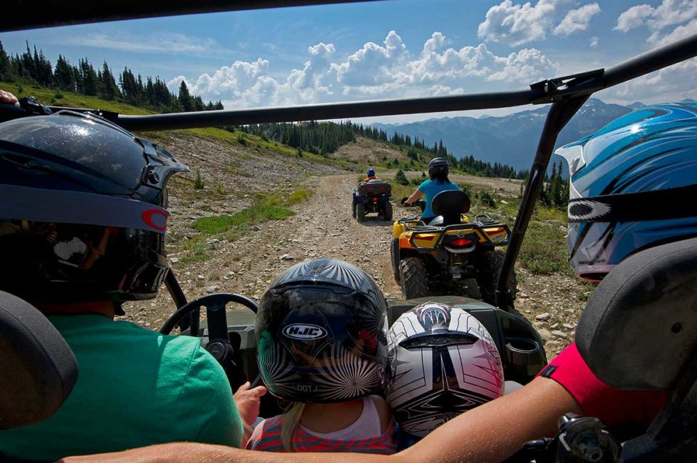 ATV Family Fun