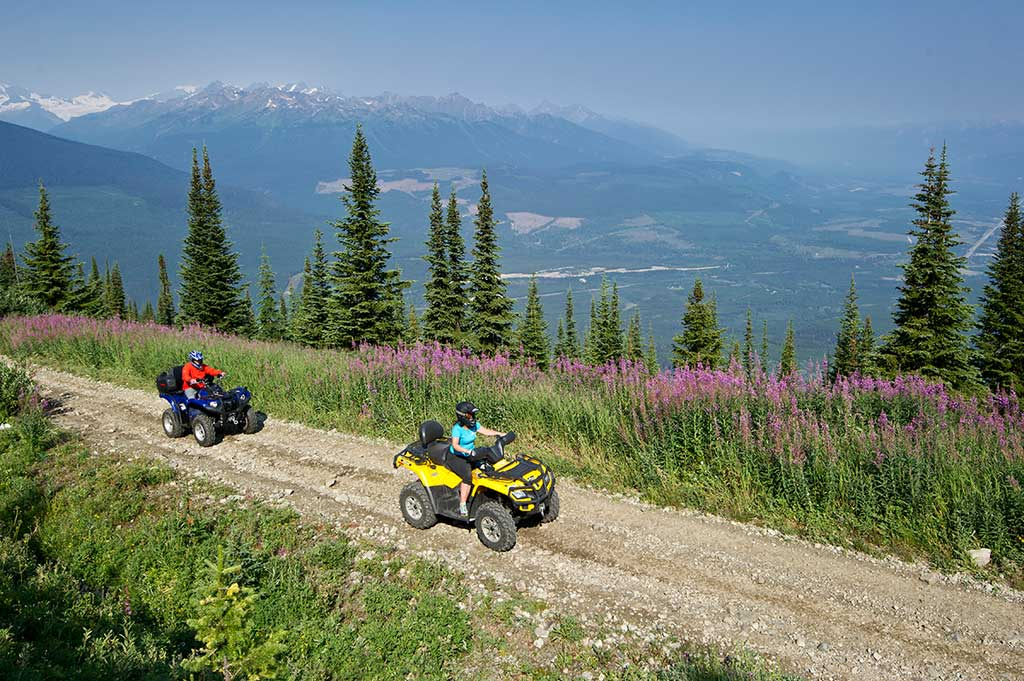 ATVing | Tourism Valemount