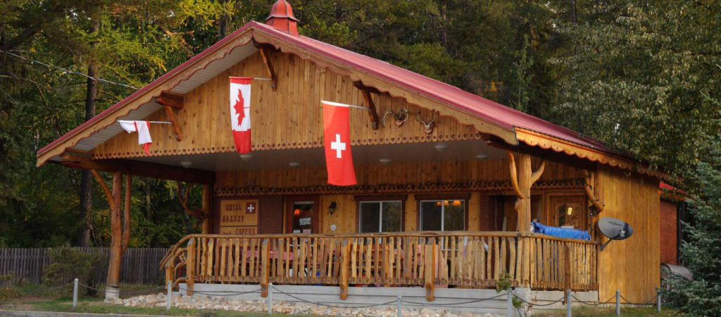 Coffee shops in Valemount