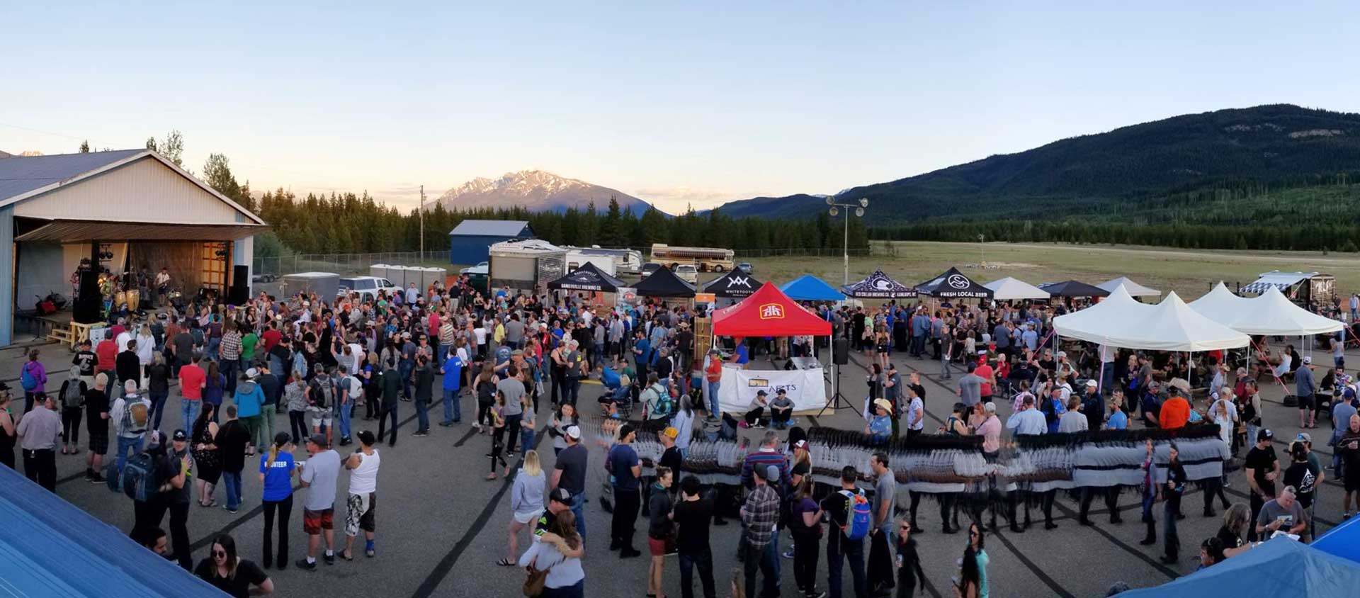 Valemount events