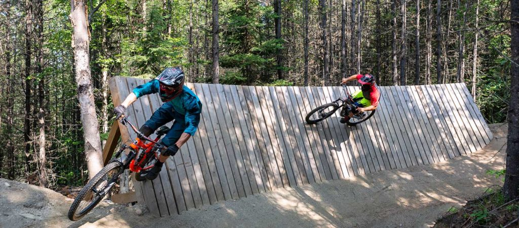 Mountain Biking at the Valemount Bike Park