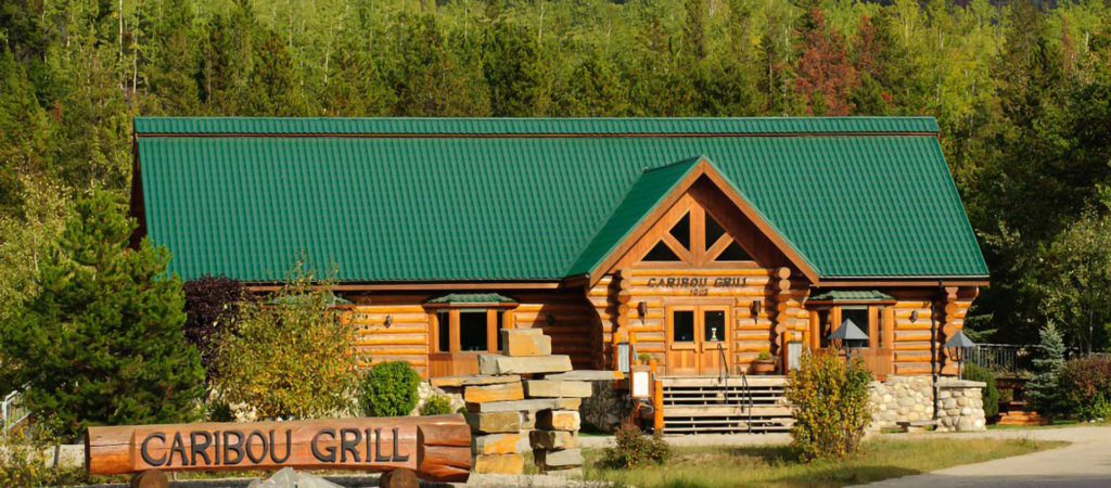 Valemount restaurants