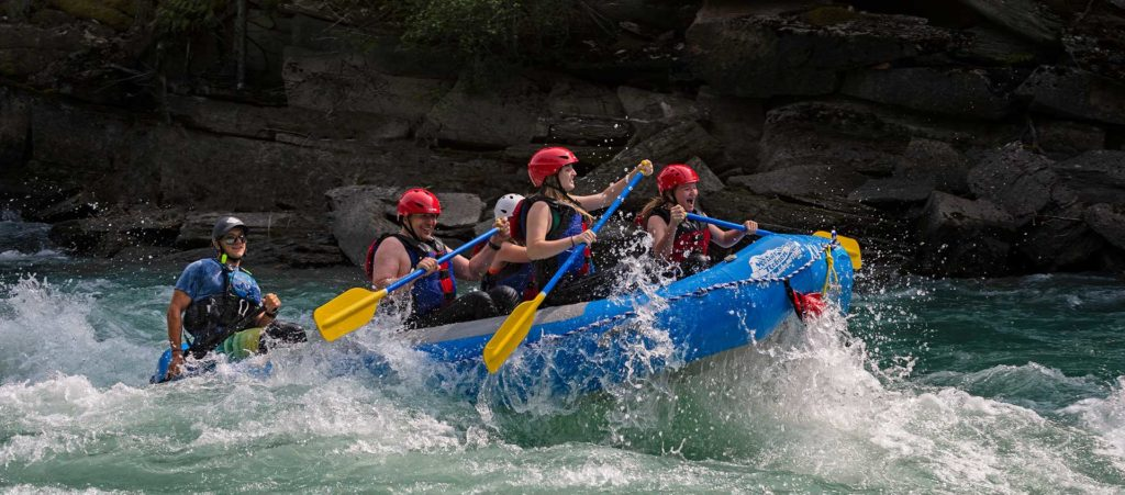Things to do in Summer, white water rafting