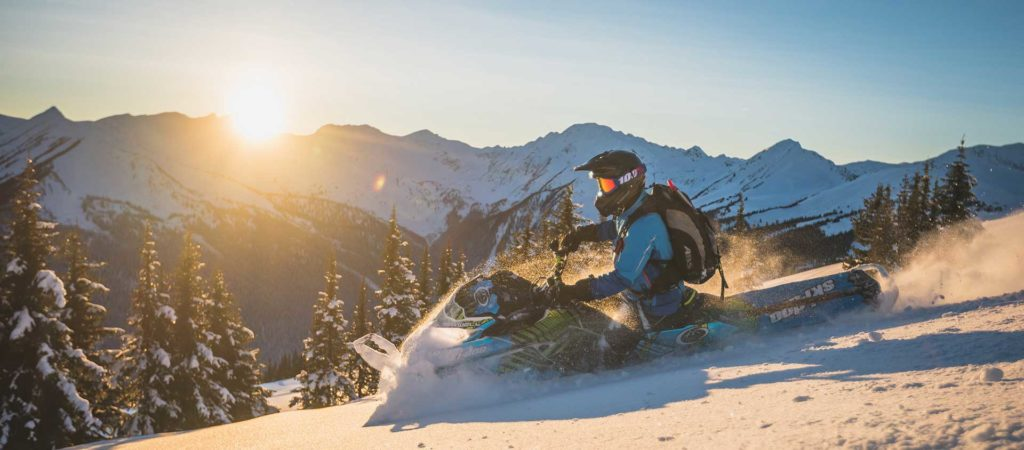 Things to do in Winter in Valemount