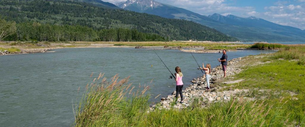 Fishing Valemount