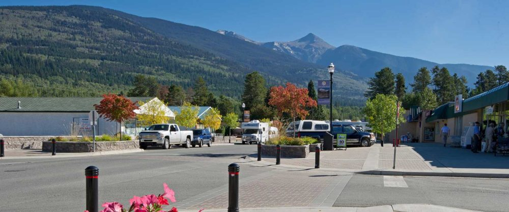 Downtown Valemount