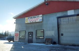 Abernathy K P Welding & Repair Shop