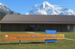 BC Visitor Centre at Mt Robson