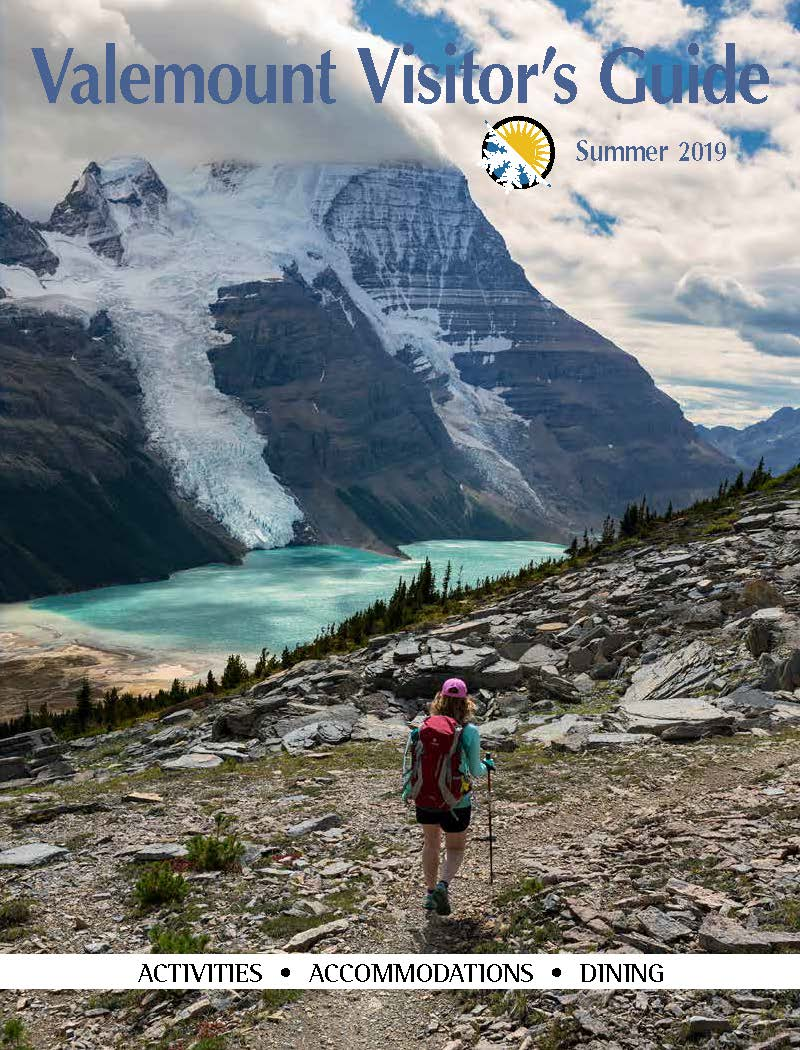 Valemount Summer Visitor's Guide 2019