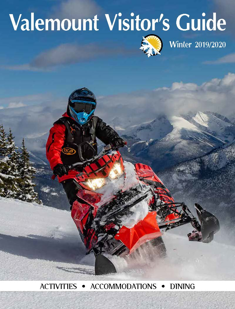 Valemount Winter Visitor's Guide 2019/20