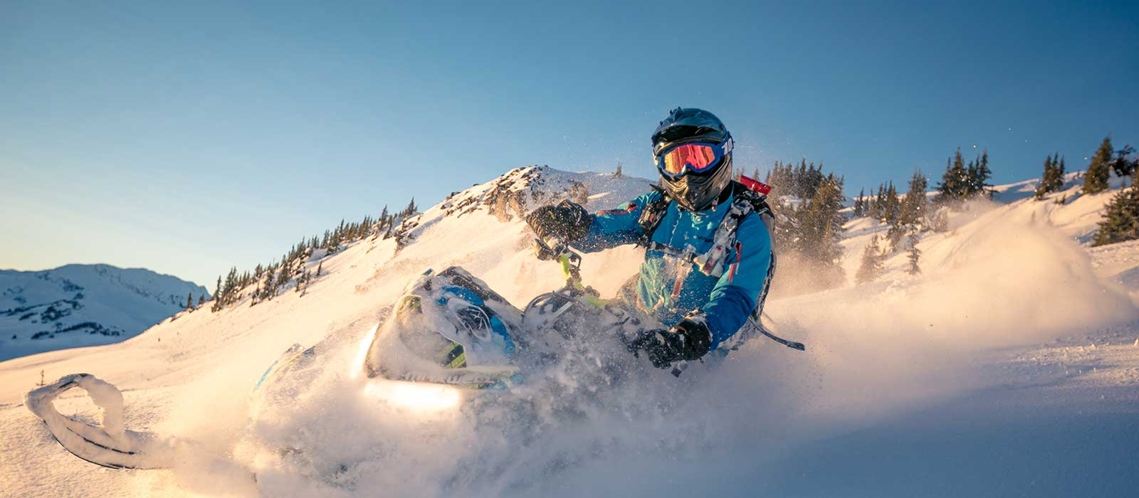Snowmobiling Valemount
